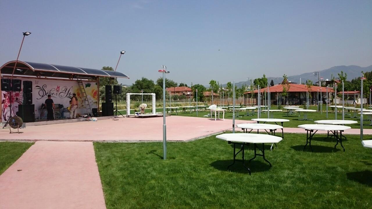 Party Center City of Aydin (Kusadasi) - Турция
