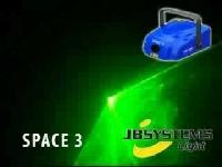 JBSYSTEMS SPACE 3 LASER