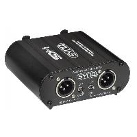 SYNQ SDI-1 Stereo DI box