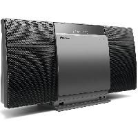 Pioneer X-SMC01BT-W/S/K Супер тънка CD микро система