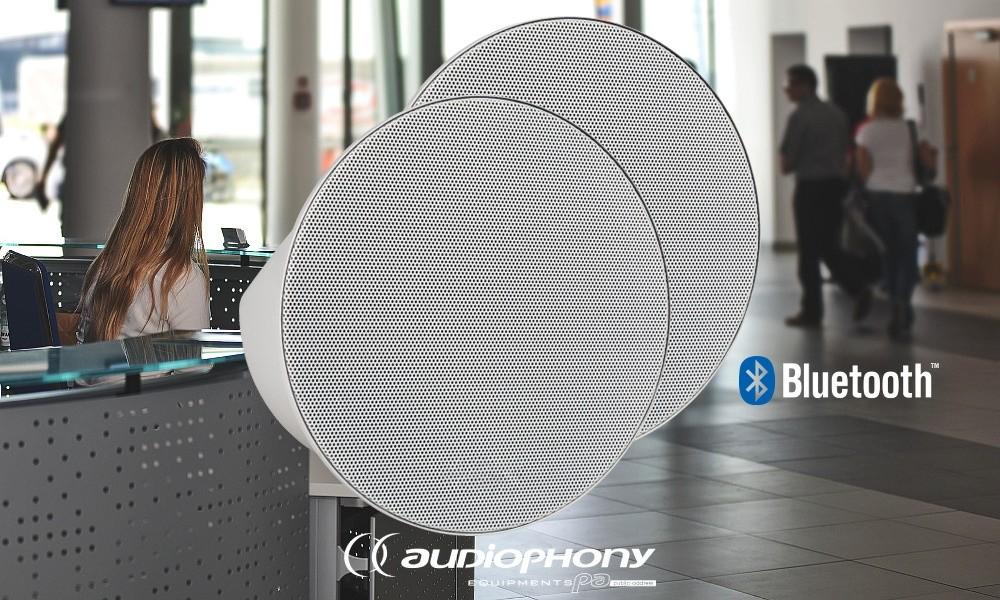 Комплект колонки за вграждане с Bluetooth 4.0