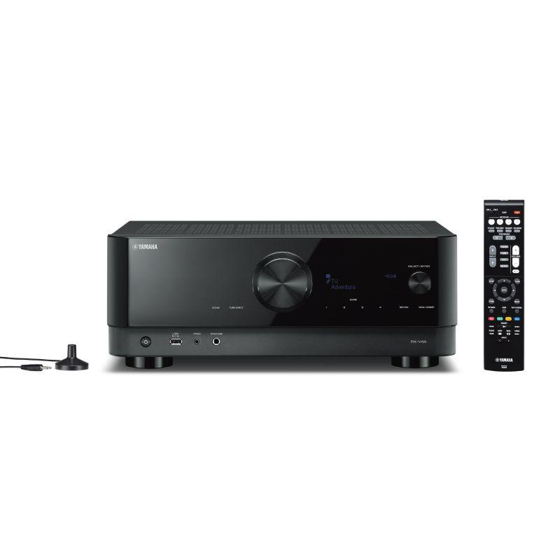 Yamaha RX-V4A 5.2 - AV ресивър с Music Cast 8k