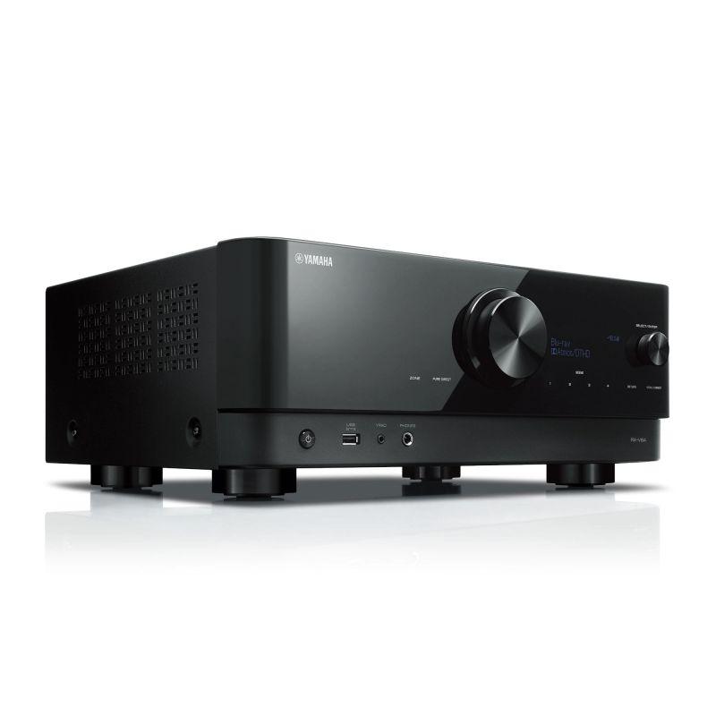 Yamaha RX-V6A 7.2 - AV ресивър с Music Cast 8k