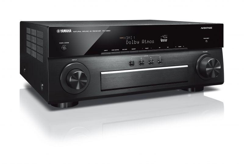 Yamaha RX-A880 7.2 - канален мрежов ресийвър с Wi-Fi, Bluetooth , Dolby Atmos®