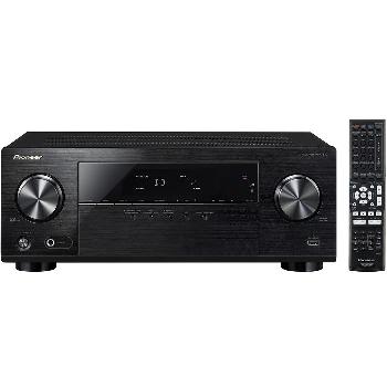 Pioneer VSX-330-K 5.1-канален AV ресийвър с Dolby TrueHD, DTS-HD Master Audio и Ultra HD 4K Pass Thr