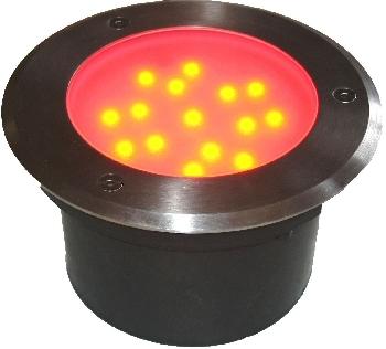 JBSYSTEMS LED Groundlight (39 leds, IP 68)