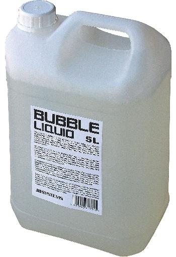 JBSYSTEMS Liquid for Bubble Machine (5 Liter)